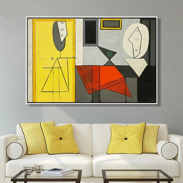 Classic Artist Pablo Picasso Abstract King Size Poster Print